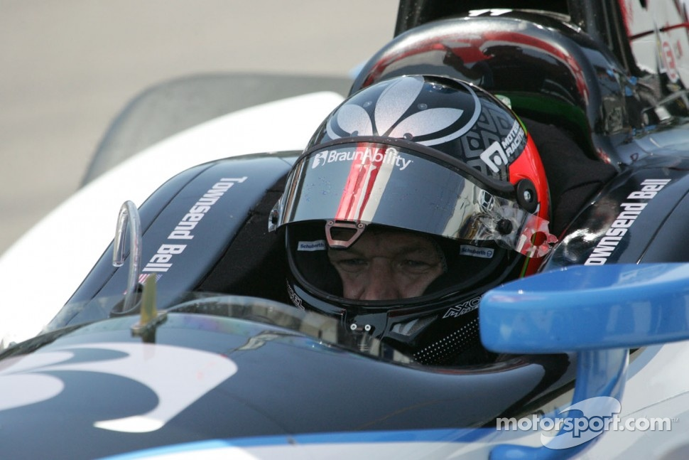 Townsend Bell, Sam Schmidt Motorsports Honda