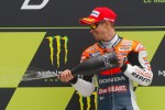 Podium: third place Casey Stoner, Repsol Honda Team