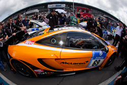 #69 Dörr Motorsport McLaren MP4-12c GT3
