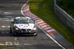 #223 Team DMV BMW Z4 3.0 Si: Kenji Kobayashi, Raphael Klingmann, Sebastian Krell, Jrg Krell