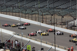 Start of the Firestone Freedom 100
