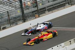 Sebastian Saavedra, AFS Racing/Andretti Autosport Chevrolet, Marco Andretti, Andretti Autosport Chevrolet