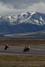 WSBK Practice at Miller Motorsports Park