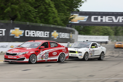 Michael Galati, Kia Optima Richard Golinello, Ford Mustang