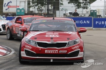 Mark Wilkins, Kia Optima