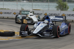 Alex Tagliani, Bryan Herta Autosport w/Curb Agajanian Honda and Ed Carpenter, Ed Carpenter Racing Chevrolet