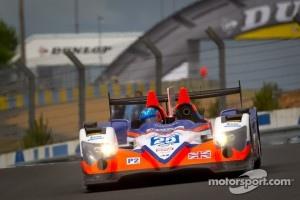 #25 ADR-Delta Oreca 03 Nissan: John Martin, Tor Graves,  Jan Charouz