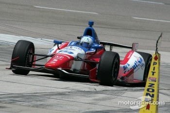 James Jakes, Dale Coyne Racing Chevrolet