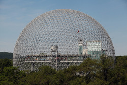 The Expo '67 Biosphere