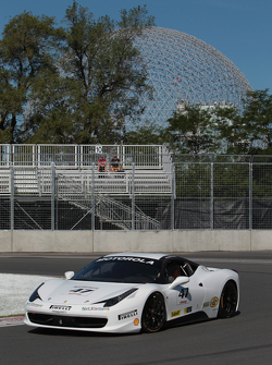 Darren Crystal Ferrari of Houston 458CS