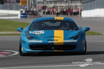 Henrik Hedman Ferrari of Ft Lauderdale 458CS