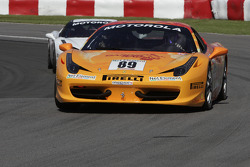 Ryan Ockey Ferrari of Ontario 458CS