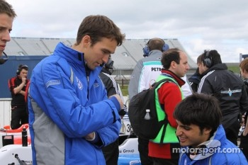 Harry Tincknell, Carlos Sainz Jr.