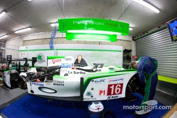 #16 Pescarolo Team Pescarolo 03 Judd