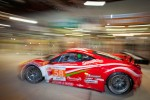 #58 Luxury Racing Ferrari 458 Italia: Pierre Ehret, Frankie Montecalvo, Gunnar Jeannette