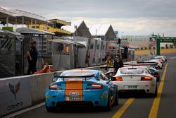 Aston Martin Le Mans Festival