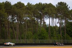 #23 Signatech Nissan Oreca 03 Nissan: Franck Mailleux, Jordan Tresson, Olivier Lombard, #97 Aston Martin Racing Aston Martin Vantage V8: Stefan Mücke, Adrian Fernandez, Darren Turner