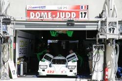 #17 Pescarolo Team Dome Judd: Nicolas Minassian, Seiji Ara, Sébastien Bourdais