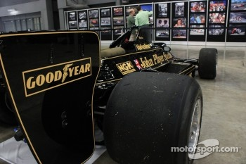 Lotus Type 79 driven to a world championship by Mario Andretti