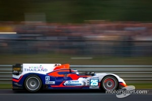 #25 ADR-Delta Oreca 03 Nissan: John Martin, Tor Graves, Jan Charouz