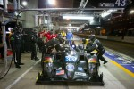Pit stop for #33 Level 5 Motorsports HPD ARX 03b Honda: Scott Tucker, Christophe Bouchut, Luis Diaz