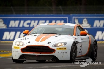 Aston Martin Le Mans Festival: David Clark