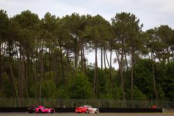 #79 Flying Lizard Motorsports Porsche 911 RSR: Seth Neiman, Patrick Pilet, Spencer Pumpelly, #35 Oak Racing Morgan Nissan: David Heinemeier Hansson, Bas Leinders, Maxime Martin