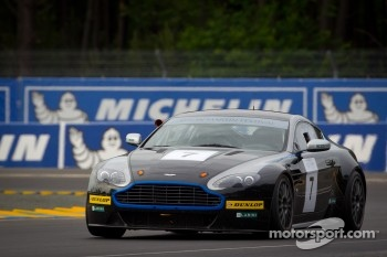 Aston Martin Le Mans Festival: Mike Brown, Paul Cripps