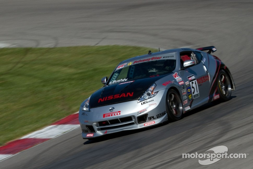 #51 SFR Enterprises Nissan 370Z: Ric Bushey