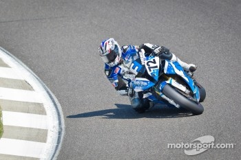 72 Larry Pegram BMW S1000RR