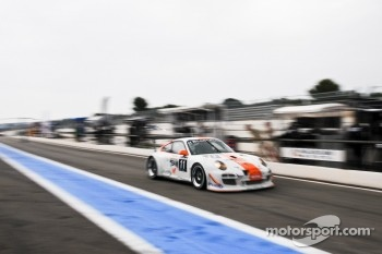 #11 Ruffier Racing Porsche 997 GT3 R: Jean-Claude Lagniez, Laurent Pasquali, Mike Parisy