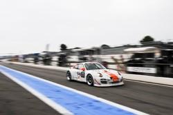 #11 Ruffier Racing Porsche 997 GT3 R: Jean-Claude Lagniez, Laurent Pasquali, Mike Parisy