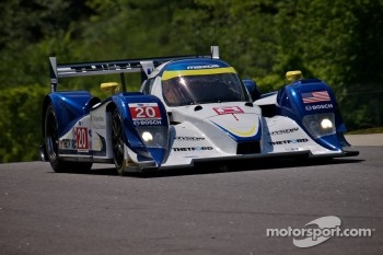 #20 Dyson Racing Team Inc., Lola B11/66 Mazda:  Michael Marsal, Eric Lux 