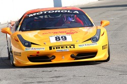 #89 Ferrari of Ontario 458CS: Ryan Ockey