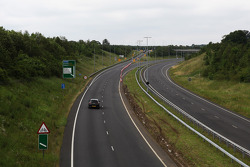 A43 is clear of traffic
