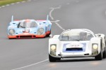 #30 Porsche 906: Romain Rocher, Jean Pierre Martin