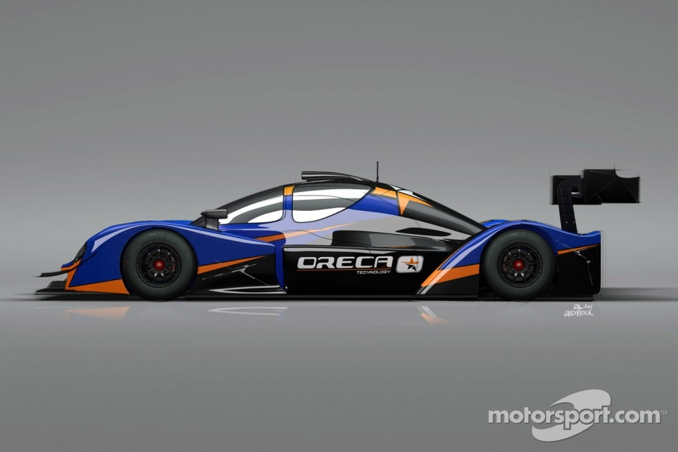 ORECA unveils plans for an entry level prototype for 2013