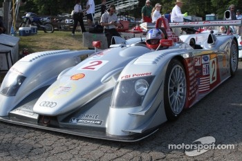 2005 Audi R8 LMP, Travis Engen