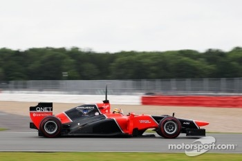 Rio Haryanto, Marussia F1 Team Test Driver