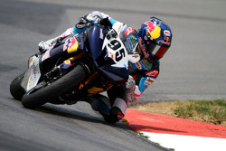 #95 Road Race Factory/Red Bull, Yamaha YZF-R6: JD Beach