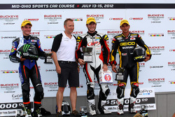 Daytona Sportbike Podium