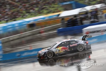 Sunday Final Mattias Ekström, ABT Sportsline Audi A5 DTM against Jamie Green, Team HWA AMG Mercedes, AMG Mercedes
