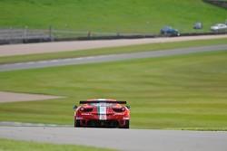 #60 AF Corse Ferrari 458 Italia: Piergiuseppe Perazzini, Marco Cioci, Matt Griffin