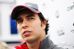 Sergio Perez – Favourite In This Blog's Eyes