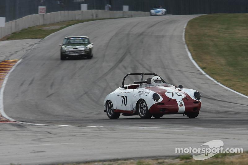 #70 1961 Porsche 356B: Vic Skirmants