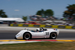 #22 1968 McLaren M6B : Robert Bordin