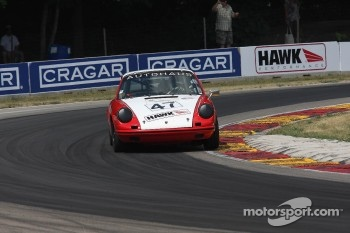 #47 1970 Porsche 911 : George Calfo 