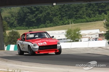#84 1972 Datsun 240Z: Michael Manser 