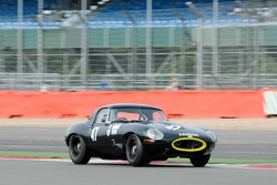 Jaguar E-Type challenge action