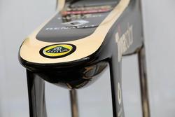 Lotus F1 nosecone
